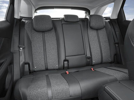 Peugeot 3008, asiento1